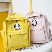 2019 New Women Backpack Printing Bag for Women Big Laptop School Backpack for College Student Travel Bag Mochila 2018 Yellow все цены