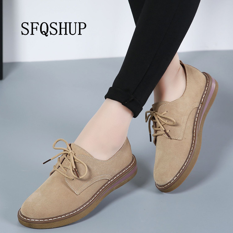 2018 Spring women flats sneakers shoes women slip on flat loafers ... 17611e4cf31f