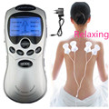 4 Electrode Health Care Tens Acupuncture Electric Therapy massageador machine Pulse Body Slimming Sculptor Massager Apparatus