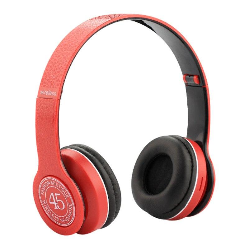 P45 Bluetooth Headphone Wireless Headset Earphone HandsFree Music Headset for iphone 5 6 7 Samsung Xiaomi Huawei VS P47 P15 high quality 2016 universal wireless bluetooth headset handsfree earphone for iphone samsung jun22