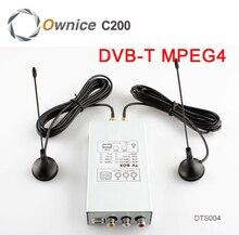 Специальные Ownice C200/C180 Автомобильный DVD DVB-T MPEG4 Digital TV Box. пункт не продавайте отдельно
