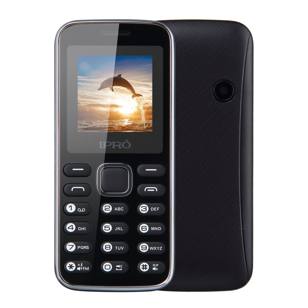 2017 Original IPRO i3150 Mini Unlocked GSM Mobile Phone Dual SIM 1 5 Bluetooth MP3 Torch