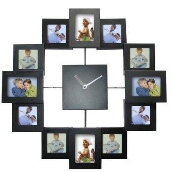 Bilderrahmen uhr Dekoration Mode Uhren Deco Reloj
