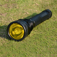Фонари Факел фонарик 85 Вт мощный яркого света Фонари прожектор Перезаряжаемые прожектор для охоты ксеноновые фонари