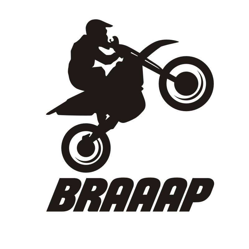 Braap Braap Decal - Year of Clean Water
