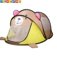 Kids Cartoon Princess Castle Play Tent Safty Indoor Toy House Ballenbak Yard Pit For Children Outdoor