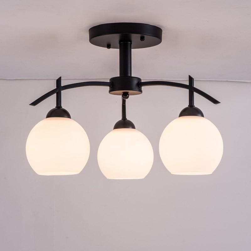 Hot Surface Mounted Modern Led Ceiling Lights For Kitchen Kids Bedroom Home Modern Led Ceiling Lamp Fixture 100-240V