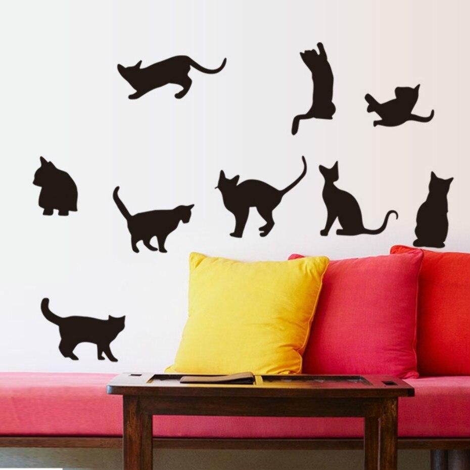 810 Gambar Rumah Kucing Kartun Gratis