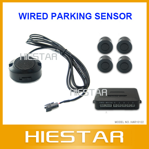 Wired Parking Sensors System Buzzer Sound Hot Sale Free Shipping High-tech Processing