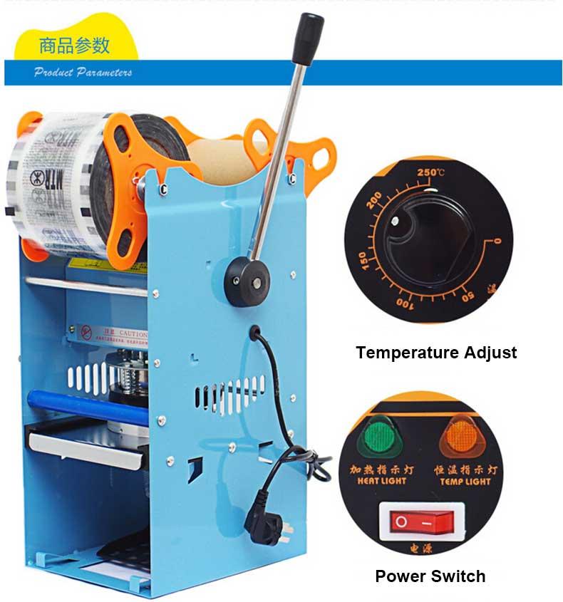manual Cup sealing machine (6)