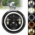 """7 """"Proyector LED Daymaker Faro Para Harley Davidson Road King Classic FLHRC Personalizado/Softail Electra Glide Street"""