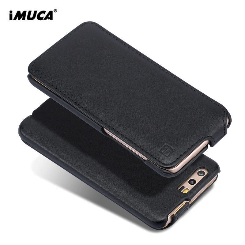 iMUCA Case For Huawei Honor Case Cover Flip Leather Back Cover Case