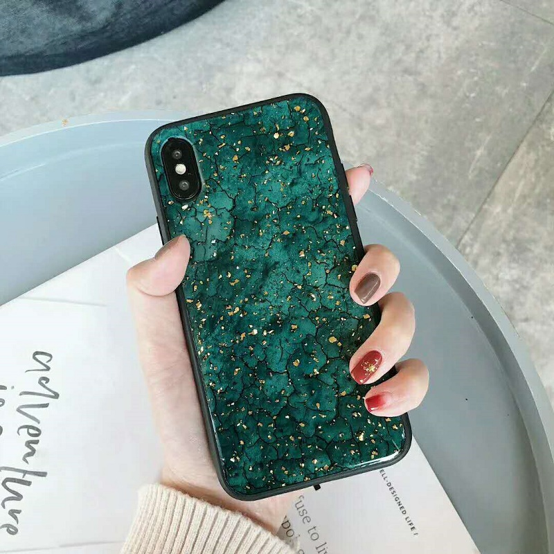 Luxury Glitter Glossy Soft phone Case For Xiaomi Redmi Note 7 Case Silicone Case For Xiaomi Mi 9 Mi 8 A2 6X Redmi 6 Case coque in Fitted Cases from Cellphones Telecommunications