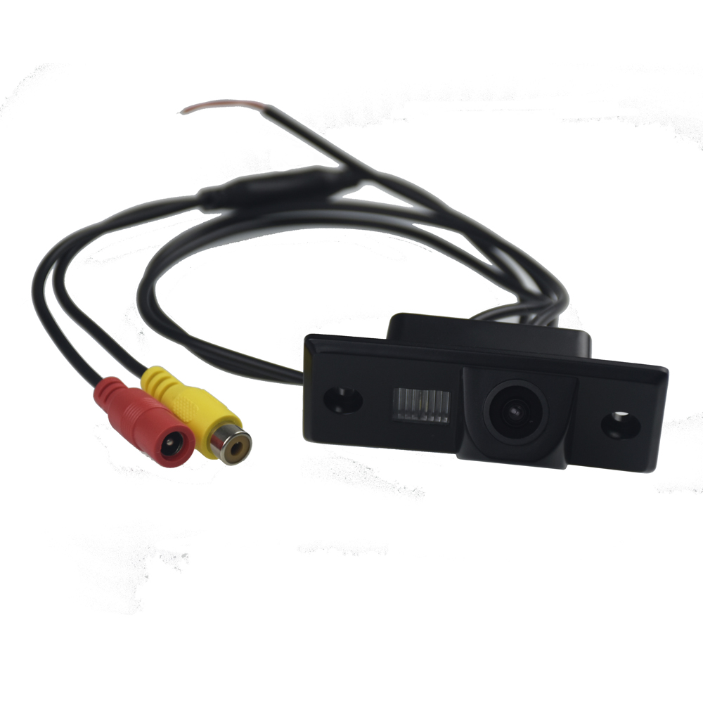 For VW Golf Mk5 Jetta V Polo Santana For Skoda Octavia Fabia CCD Car Rear View Backup Reversing Camera Parking System
