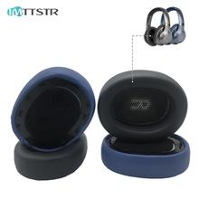 IMTTSTR 1 Pair of Ear Pads earpads earmuff cover Cushion Replacement Cups for JBL Everest Elite 750NC 750-NC Earphones Sleeve 1 pair of earpads replacement cups ear pads cushion cover for skullcandy grind wireless headphones headset pillow sleeve earmuff