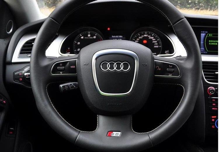 best quality yawlooc car styling rs sline s line steering. Black Bedroom Furniture Sets. Home Design Ideas
