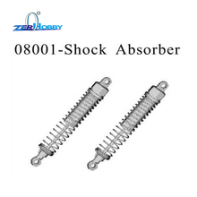 RC CAR SPARE ACCESSORIES SHOCK ABSORBER FOR HSP 1/10 EP REMOTE CONTROL MONSTER TRUCK 94211 (part no. 08001)