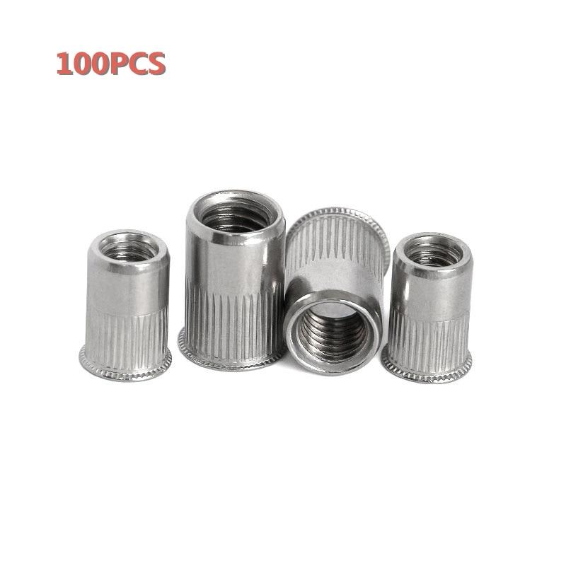 100pcs-set-m4-m5-m6-m8-m10-m12-rivet-nuts-rivnuts-blindnuts-nutserts-nuts-insert-rivet