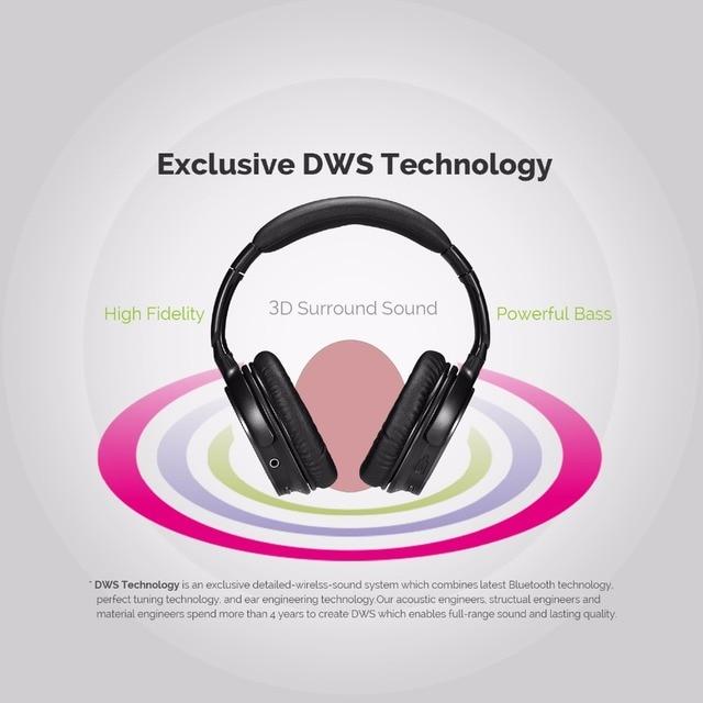 Lightweight Wired Wireless Bluetooth Headphones Over Ear Deep Bass Stereo Headset Handsfree Calling Music Headset