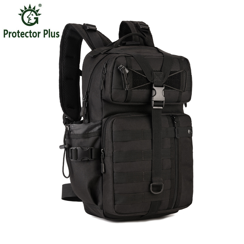 30L Waterproof MOLLE Tactics Military Backpack 3-Day Combat Attack Backpack Multi-use Assault Backpack Trek Army Rucksack цена