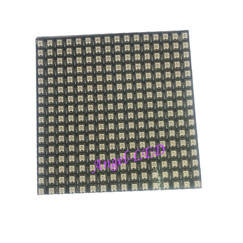 1-pcs-lot-DC5V-16-16-Pixel-WS2812B-LED-Full-Color-Digital-Flexible-Individually-addressable-Flex4