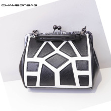 Women Small Crossbody Bags Geometric Messenger Bags Fashion Shoulder Handbags Female Femine Bolsa Bags Designer N494