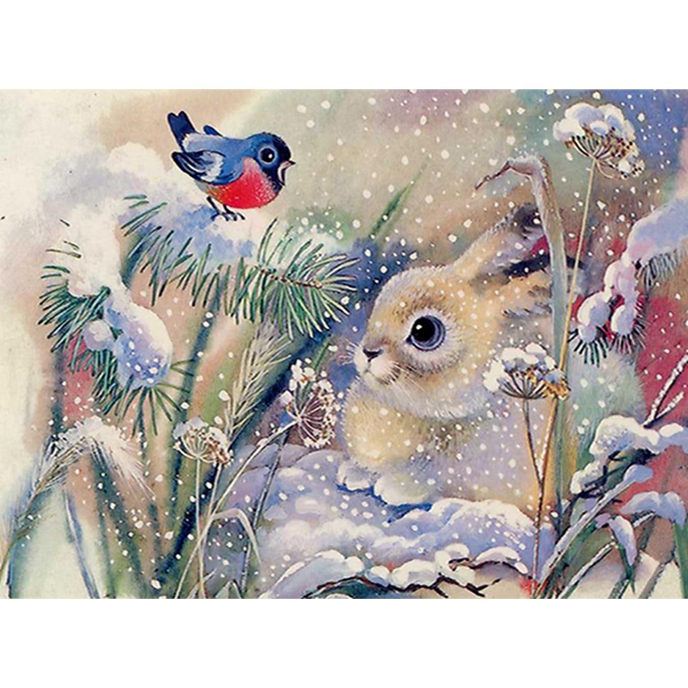 Թռչուն, ադամանդե գեղանկարչություն, - Արվեստ, արհեստ և կարի - Լուսանկար 1