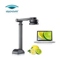 eloam S1000 HD 10 MP A4 Portable USB Document Camera Scanner Visual Presenter 3651*2738 CMOS PDF