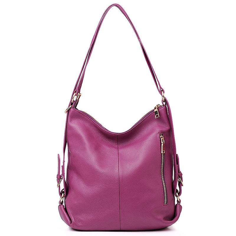 Fashion Designer kotid naistele Lehmakaitse nahast käekott 100% - Käekotid - Foto 3