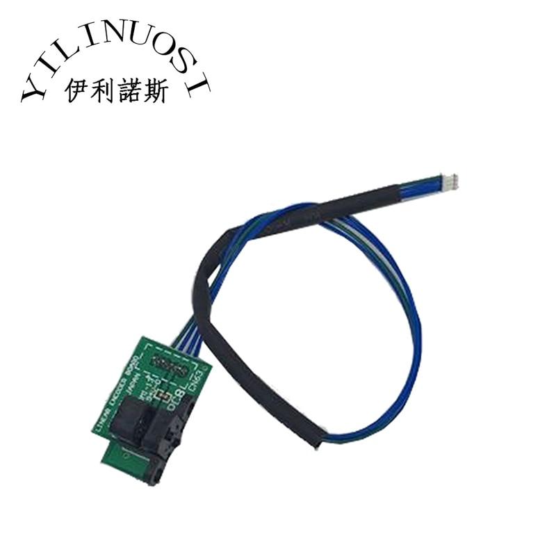 Roland FP-740 / XJ-740 / XC-540 / SJ-1000 Linear Encoder Board / Sensor - 6700049050 roland sj 640 xj 640 l bearing rail block ssr15xw2ge 2560ly 21895161 printer parts
