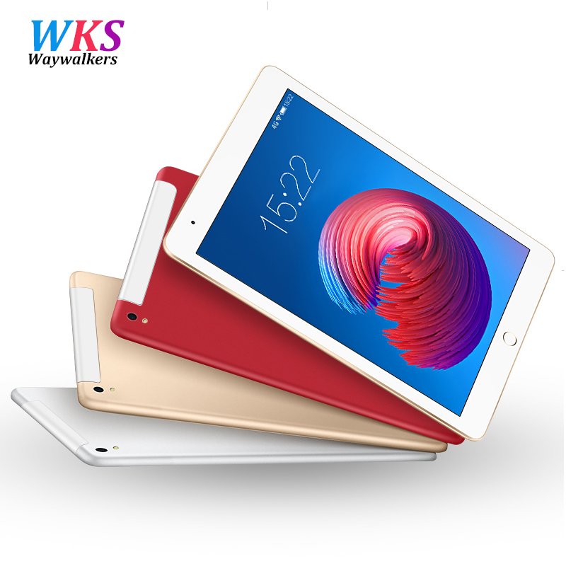 2018 newest 3G Phone 10 inch tablet PC Android 7.0 Octa Core 4GB RAM 32/64GB ROM Dual SIM Card FM WiFi Bluetooth Smart tablets cige a6510 10 1 inch android 6 0 tablet pc octa core 4gb ram 32gb 64gb rom gps 1280 800 ips 3g tablets 10 phone call dual sim
