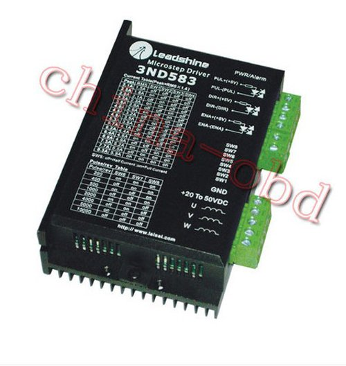 Fast Shipping 3ND583 3-phase microstepping driver 50 VDC/ 8.3A (RMS 5.9A) fast shipping ats kpats 50 3 socket