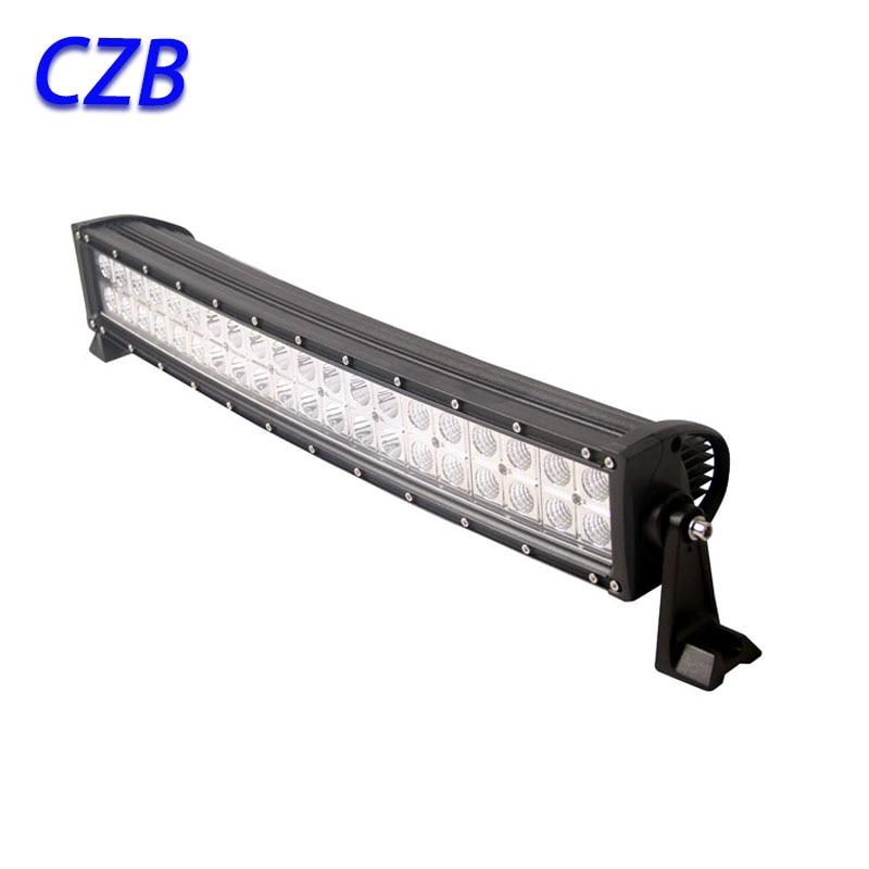 Новое поступление 10-30 в 120 Вт светодиоды высокой интенсивности работы свет 6000K 20 дюймов 60 градусов кронштейн фирмы Alu быстрая доставка СН-032