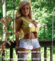 NEW 153cm Real Silicone Sex Doll Real Size Pussy Anus Sexy Love Dolls Lifelike Big Breast Ass Sex Products For Men