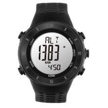 2016 Profesional Deportes Relojes Hombres Moda Casual Altímetro Barómetro Brújula Escalada EZON Reloj Relogio masculino