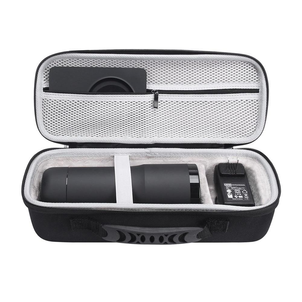 EVA Hard Handheld Carrying Bag Storage Case for Ember Temperature Control Travel Mug Protective Sleeve Pouch Case Black protective hard zipper case for glasses black