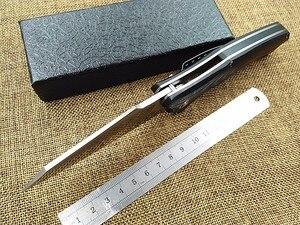 Image 3 - KESIWO складной нож для выживания на открытом воздухе Карманный Походный охотничий Флиппер утилита D2 лезвие G10 Ручка тактический EDC Многофункциональный кухонный инструмент