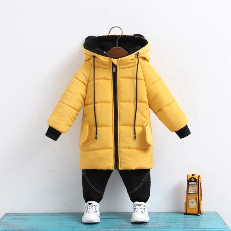 CROAL CHERIE Girls Jackets Kids Boys Coat Children Winter Outerwear & Coats Casual Baby Girls Clothes Autumn Winter Parkas (8)