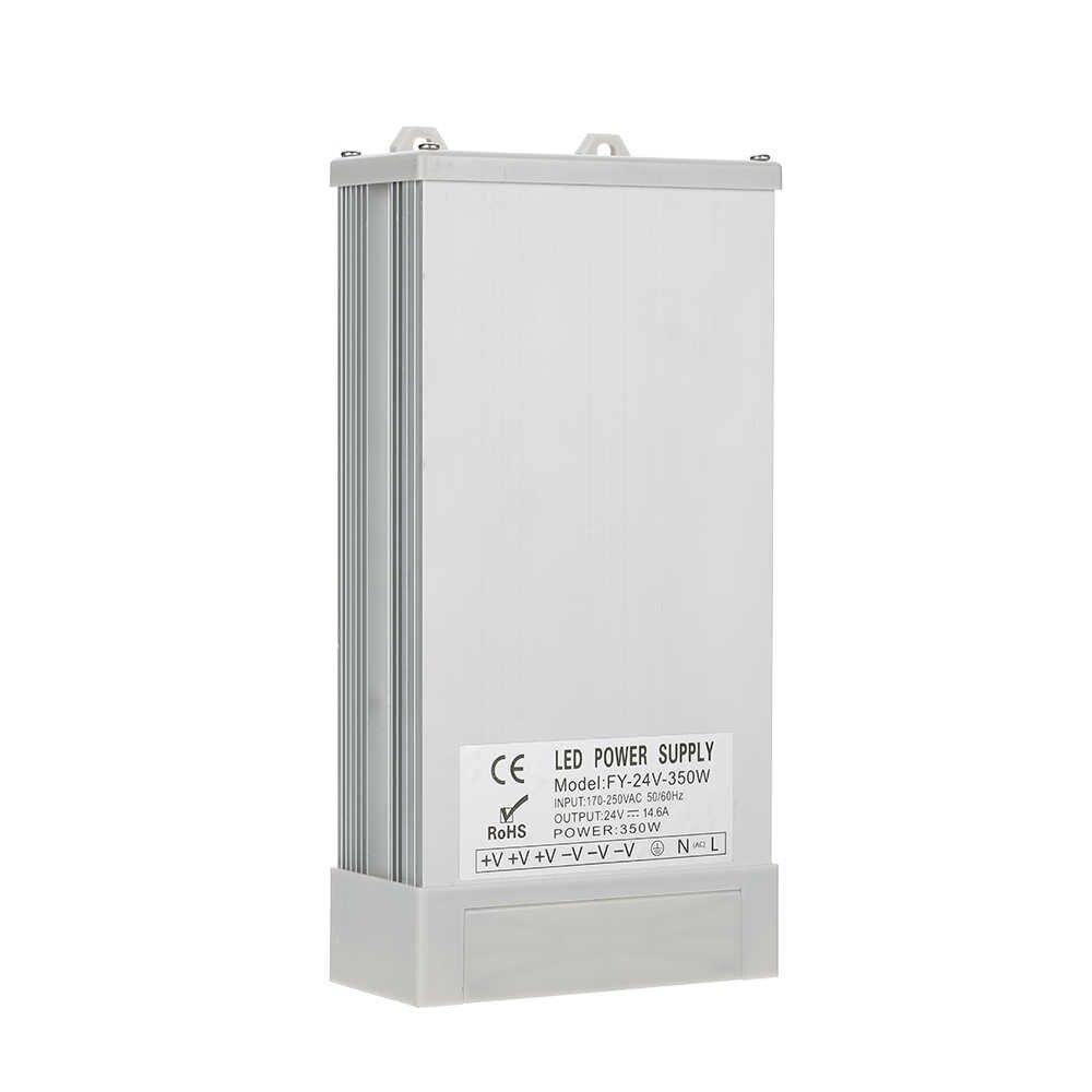 AC170-250V для DC24V 350 W 400 W 16.7A светодиодный драйвер Питание адаптер трансформаторный блок для Светодиодные ленты рекламный щит
