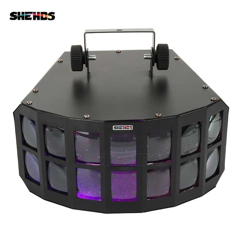 Fury LED Stage Effect Beam Light Aluminum Alloy Exterior Housing Double Butterfly Effect Linear Light Professional Stage LightsFury LED Stage Effect Beam Light Aluminum Alloy Exterior Housing Double Butterfly Effect Linear Light Professional Stage Lights