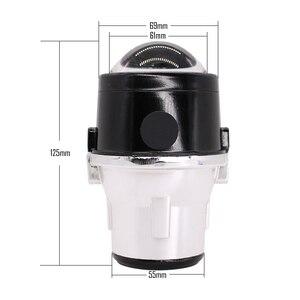 Image 3 - Taochis M6 2.5 Inch Bi Xenon HID Xe Ô Tô Tự Động Tạo Kiểu Tóc Sương Mù Máy Chiếu Ống Kính HI/Lô Đa Năng đèn Sương Mù Ô Tô Retrofit H11 Bóng Đèn