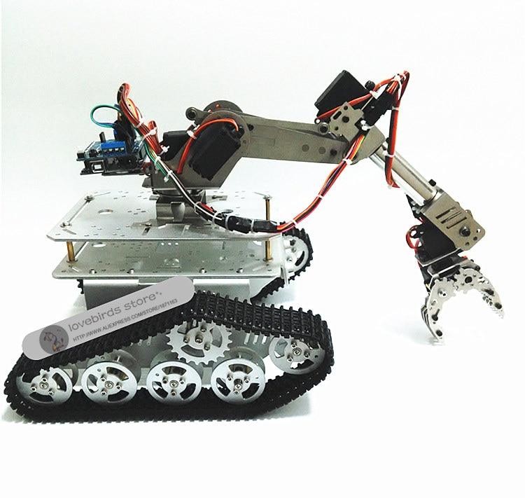 DIY Verfolgt Roboter rahmen modell 7 DOF ABB manipulator + TK3A ...