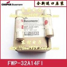 цена на [SA]US imports fuse Bussmann FWP-32A14FI 700V 32A 14 times; 51mm fuse--5PCS/LOT