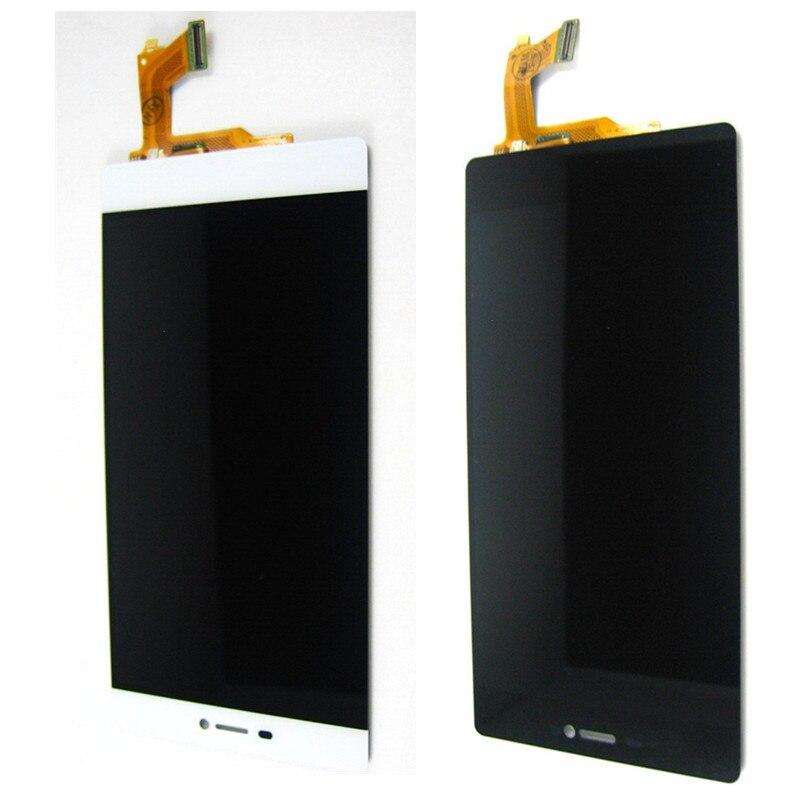 5.2 Pouces + Cadre P8 Pour Huawei P8 GRA_L09 GRA_UL00 GRA-L09 GRA-UL00 Écran Affichage Digitizer Assemblée Remplacement Chaude nova 3 LCD - 5