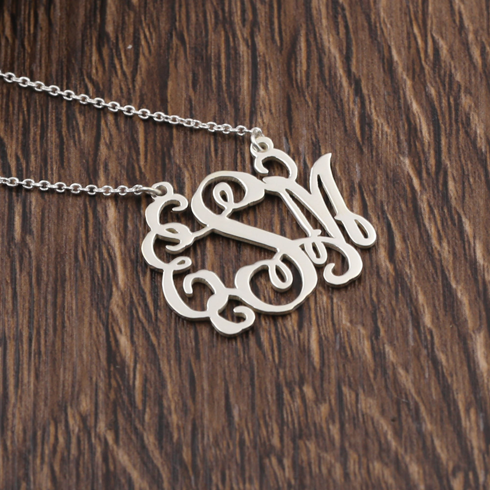 Popular Nameplate Necklace-Buy Cheap Nameplate Necklace lots from ...