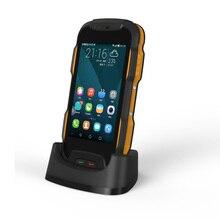 أوينوم T9H V9 T V1 أندرويد الهاتف الذكي مقاوم للماء 4 بوصة 5200mAh 4g lte celuar المحمول وعرة للصدمات IP68 المزدوج سيم IP67