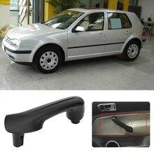 Интерьер автомобиля сзади слева задняя сторона дверь тянуть ручки для VW Jetta Golf MK4 1999 2000 2001 2002 2003 2004 автомобиля задний левый захватить