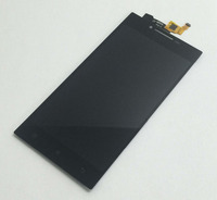 Black LCD Display Monitor Screen Panel Touch Screen Digitizer Sensor Glass Panel Glass For Lenovo P70