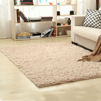 Soft Shaggy Carpet For Living Room Home Warm Plush Floor Rugs fluffy Mats Kids Room Faux Fur Living Room Mats Silky Rugs