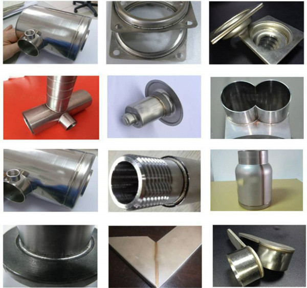 Купить с кэшбэком High quality CNC Optical fiber transmission handheld laser welding machine xac laser welder